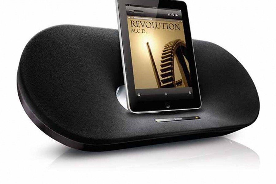 station d 39 accueil fidelio primo philips ds9010 ipod ipad. Black Bedroom Furniture Sets. Home Design Ideas