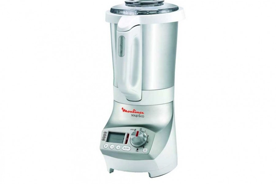 Moulinex blender chauffant soup co lm9031b1 cuisine lectrom nager innovmania - Recette moulinex soup and co ...