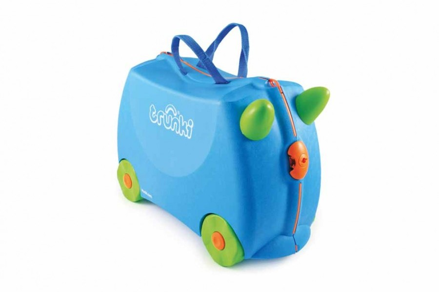 valise enfant roulettes trunki achat valise enfant roues innovmania. Black Bedroom Furniture Sets. Home Design Ideas