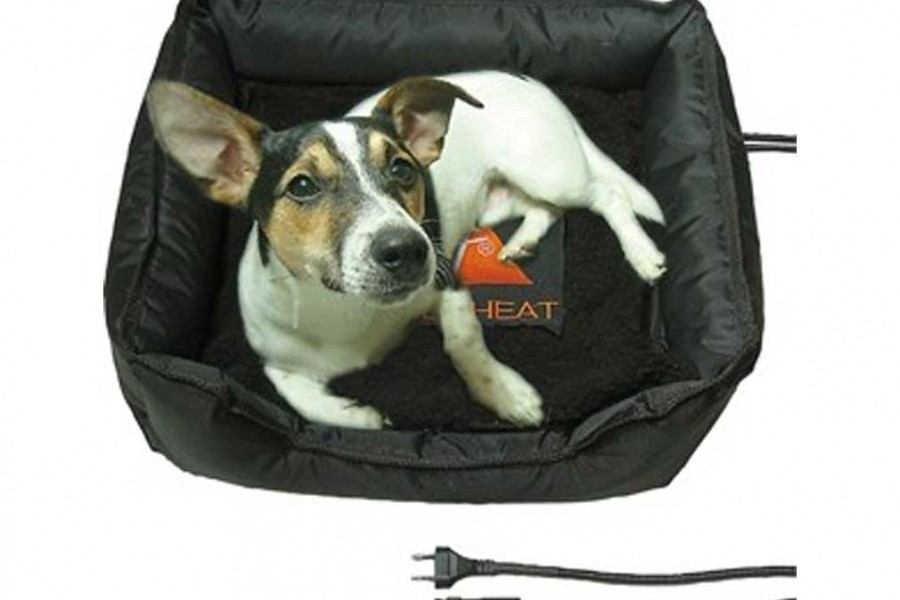 panier chauffant chien chat alpenheat niche accessoire chien original innovmania. Black Bedroom Furniture Sets. Home Design Ideas