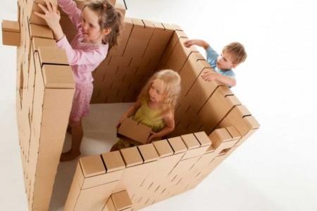 gigibloks 100 blocs de construction en carton jouet d 39 veil innovmania. Black Bedroom Furniture Sets. Home Design Ideas